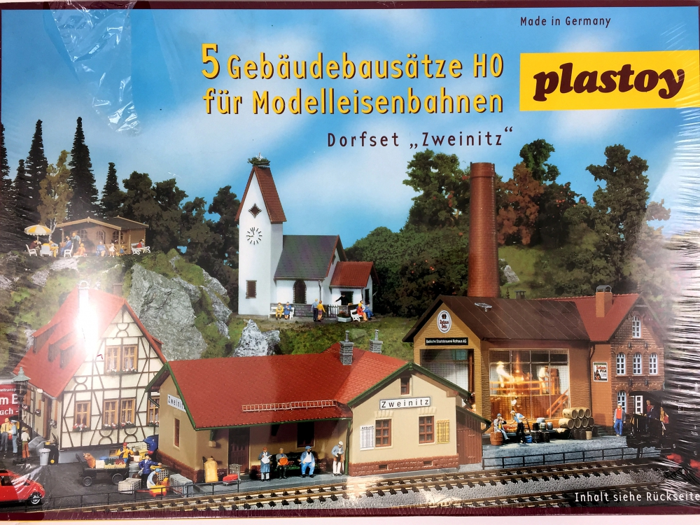 Piko Dorf-Set H0 neu